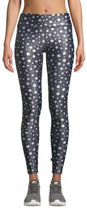 Terez Stars Tall Band Activewear Leggings