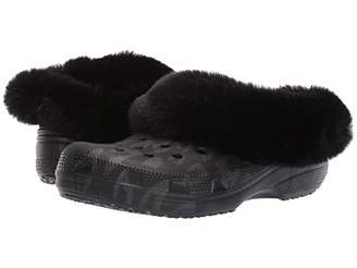 Crocs Classic Mammoth Luxe Metallic Clog