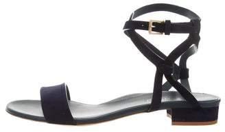 Josie Marion Parke Suede Sandals w/ Tags