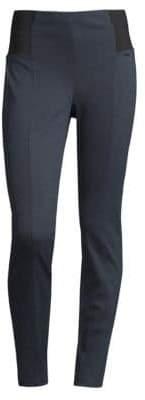 St. John Stretch Cotton Trouser Leggings
