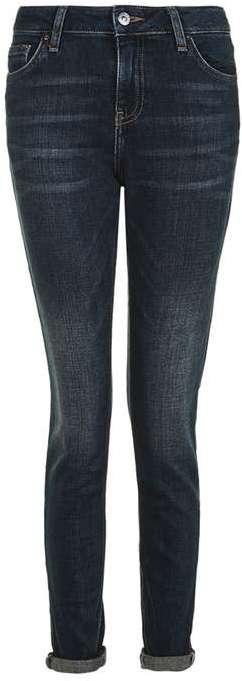 TopshopTopshop Moto washed black lucas jeans
