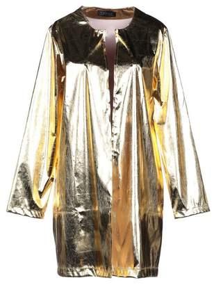 Satine Overcoat