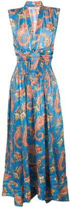 Philosophy di Lorenzo Serafini paisley print dress