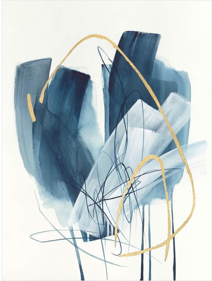 Chelsea Art Studio Neutral Blooms IV (GG) (Canvas)