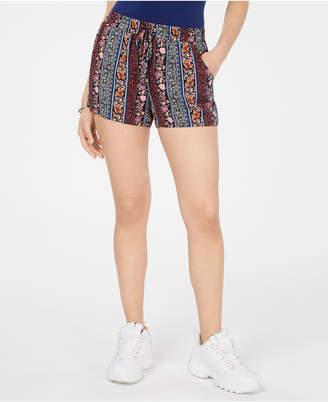 BeBop Juniors' Printed Soft Shorts