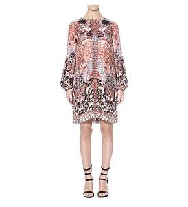 Thurley Wonderland Print Shift Dress
