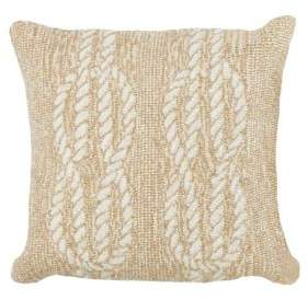 Frontporch Ropes Indoor and Outdoor Pillow