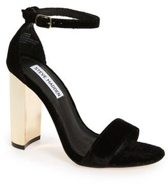 Women's Steve Madden Carrson Strappy Sandal $99.95 thestylecure.com