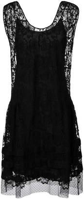 Miu Miu floral lace dress
