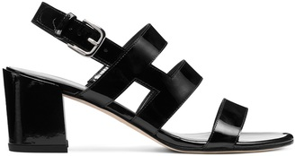 The Milanese Sandal $398 thestylecure.com