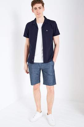 Jack Wills Newbiggin Low Rise Chambray Chino Shorts