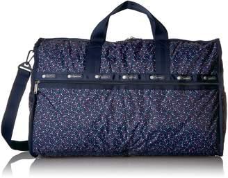 Le Sport Sac Classic Large Weekender Duffle Bag