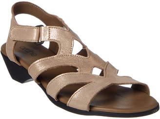 c6cd233a7 Arche Leather Women s Sandals - ShopStyle