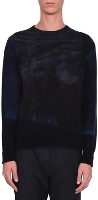 Ballantyne Argyle Cashmere Sweater