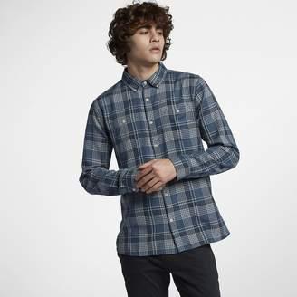 Hurley Aaron Men's Flannel Top