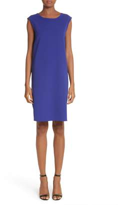 Max Mara Renza Crepe Dress