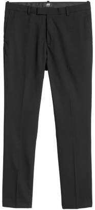 H&M Suit Pants Skinny fit - Black