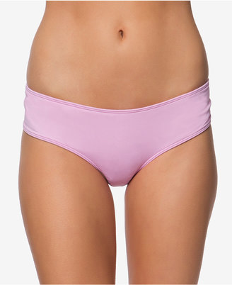 O'Neill Salt Water Solids Hipster Bikini Bottoms $32 thestylecure.com