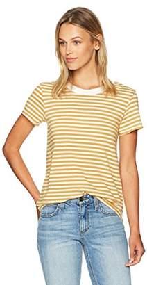 Stateside Women's Mustard Stripe S/s Tee