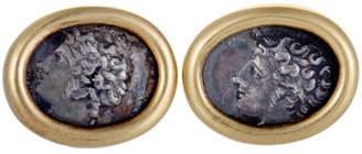 Bvlgari Heritage Heritage Bulgari 18K Cufflinks