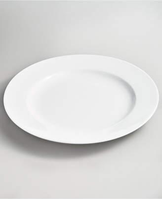 Martha Stewart Collection Whiteware Rim Dinner Plate
