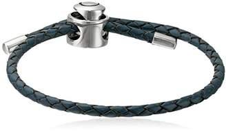 Persona Single Adjustable Leather Wrap Bracelets