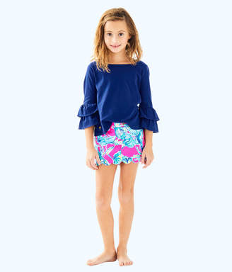 Lilly Pulitzer Girls Mini Colette Skort