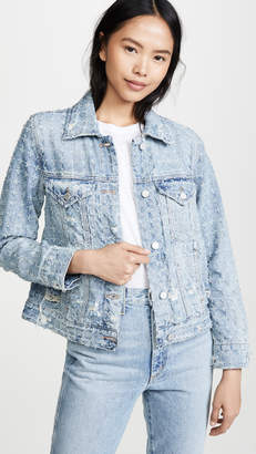 Blank Punch Line Jacket