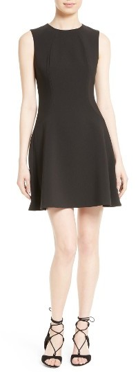 Kate Spade Women's Kate Spade New York Stretch Crepe Flip Dress