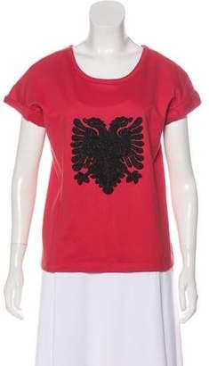 Gryphon Heavyweight Embellished T-Shirt