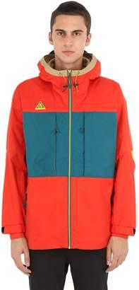 Nike Acg Nylon Anorak Jacket