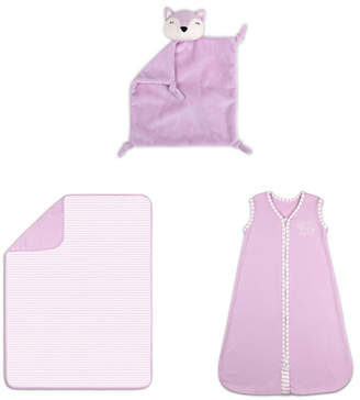 The Peanut Shell The Baby Unisex Sleep Gift Set, 3-Piece