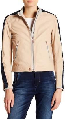 Diesel Cowhide Leather Jacket