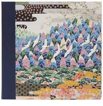 Esmie Alpine Cranes Sougara Paper Photo Album