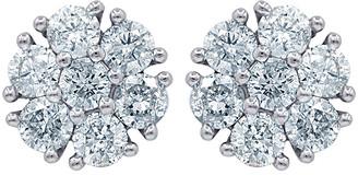 Diana M Fine Jewelry 14K 0.75 Ct. Tw. Diamond Studs