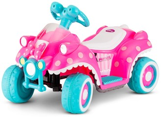 Disney Disney's Minnie Mouse Hot Pink Ride-On