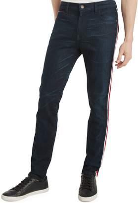 Tommy Hilfiger Side Stripe Slim Jeans