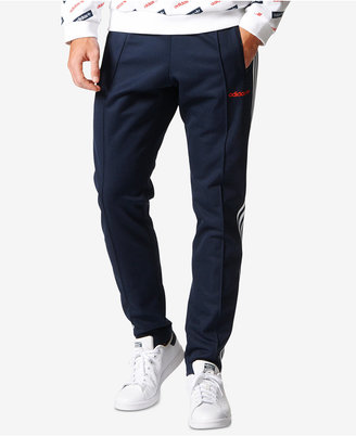 adidas Men's Originals Beckenbauer Track Pants $70 thestylecure.com