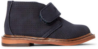 Nautica Toddler Boys) Navy Puget Perforated Boots