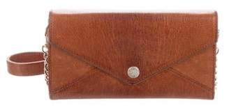 Rebecca Minkoff Leather Wallet On A Chain