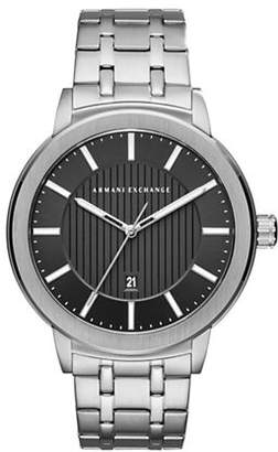 Armani Exchange Street Maddox Analog Bracelet Watch