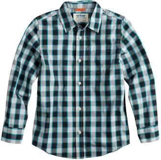 Boys 8-20 & Husky Urban Pipeline Plaid Button-Down Shirt
