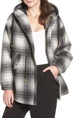 LIRA Audrey Plaid Jacket