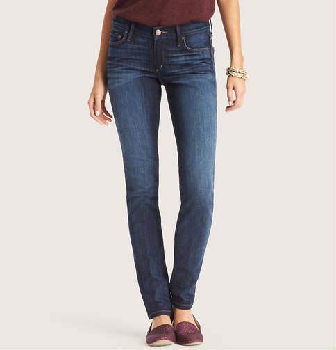 LOFT Modern Skinny Jeans in Majestic Wash