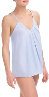 Commando Cotton Voile Pleated Camisole