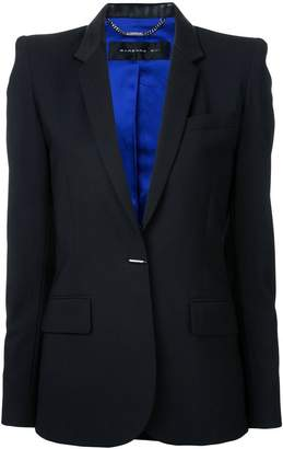 Barbara Bui flap pockets fitted blazer