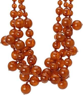 Kenneth Jay Lane Women's Multi Bead Necklace