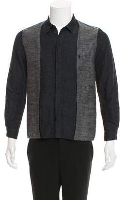 Henrik Vibskov Woven Button-Up Shirt