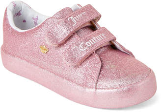 e52b507243 Juicy Couture Toddler Girls) Pink Lil Ferndale Velcro Low-Top Sneakers