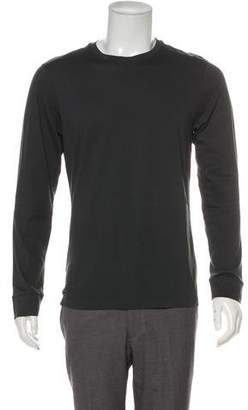 Helmut Lang Knit Elbow Slit T-Shirt w/ Tags